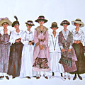 The Suffragettes by Sherri Crabtree