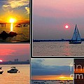The Sunsets Of Long Island by Dora Sofia Caputo Photographic Design and Fine Art