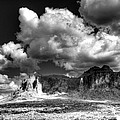 The Superstitions - Black And White  by Saija  Lehtonen