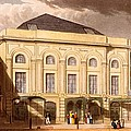 The Surrey Theatre, London, 1826 by Daniel Havell