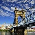 The Suspension Bridge by Mel Steinhauer