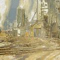 The Switch Yard by Jack Zulli