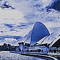 The Sydney Opera House by Helge