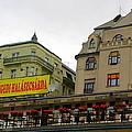 The Szegedi Halaszcsarda by Laurel Talabere