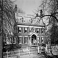 The Taft House - Brown University 1958 by Mountain Dreams