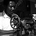 The Tailor - Tanzania by Aidan Moran