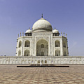 The Taj Mahal. by Alan Gillam