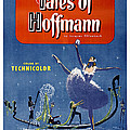 The Tales Of Hoffmann, Poster Art, 1951 by Everett