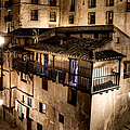 The Tall Houses Of Albarracin by Weston Westmoreland