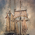 The Tall Ship Peacemaker by Dale Kincaid