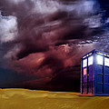 The Tardis by Dominic Piperata