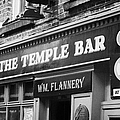 The Temple Bar Pub In Temple Bar Tourist Nightlife Area In Central Dublin by Joe Fox