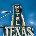 The Texas Hotel by Mountain Dreams