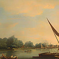 The Thames At Chelsea by Mountain Dreams