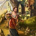 The Thief by Drazenka Kimpel