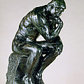 The Thinker, 1880-81 by Auguste Rodin