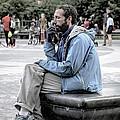 The Thinker by Rick Kuperberg Sr