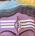The Third Eye  by Usha Shantharam