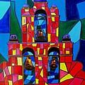 The Three Bells Of San Jose Mission by Patti Schermerhorn