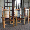 The Three Chairs by Denyse Duhaime