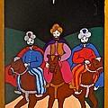 The Three Kings by Stephanie Moore