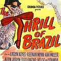 The Thrill Of Brazil, Us Poster, Evelyn by Everett