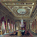 The Throne Room, Carlton House by Charles Wild