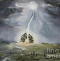The Thunder Storm by Kathryn Dalziel