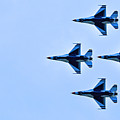 The Thunderbirds Are Here  by Davids Digits