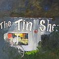 The Tin Shed by Susan Richardson
