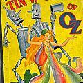 The Tin Woodsman Of Oz by Jay Milo