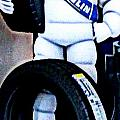 The Tire Man by Pamela Hyde Wilson