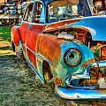 The Tired Chevy 2 by Richard J Cassato