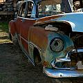 The Tired Chevy 3 by Richard J Cassato