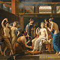 The Toilet Of Venus by French School