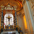 The Tombs At Les Invalides - Paris France - 01136 by DC Photographer