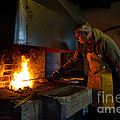 The Torresta Blacksmith by Torbjorn Swenelius