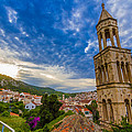 The Tower Of Hvar by Samuel Garza