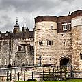 The Tower Of London Uk The Historic Royal Palace And Fortress by Michal Bednarek