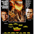 The Towering Inferno, Us Poster Art by Everett
