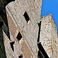 The Towers Of San Gimignano by Ira Shander
