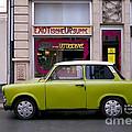 The Trabant by Ari Salmela
