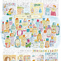 'the Tragedy Of Prosperity' by Roz Chast