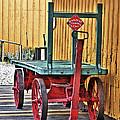 The Train Cart by Kennith  Gordon