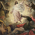 The Transfiguration Of Christ by Titian