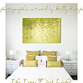 The Trees First Light Wall Art by Holly Kempe