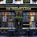 The Trigger And Dave Pub by David Pyatt
