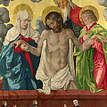 The Trinity And Mystic Pieta by Hans Baldung Grien