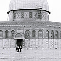 Dome Of The Rock by Shaun Higson