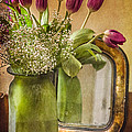 The Tulips Stand Arrayed - A Still Life by Terry Rowe